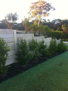 Austral Masonry Sandstone Graphite Effect 1580x200x75mm Sleeper Retaining Wall