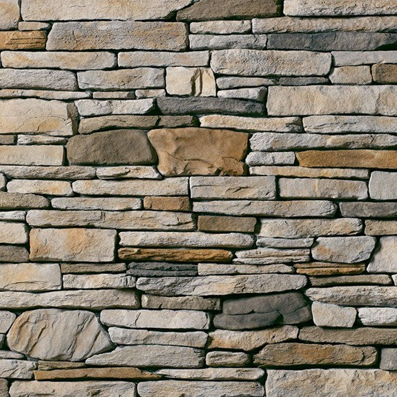 Cultured Stone Southern Ledgestone Random Feature Wall Corners