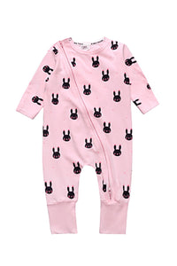 Girls Rabbit Jammies