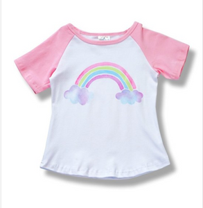 396146b55 Rainbow T-Shirt – Jaysyn Hope