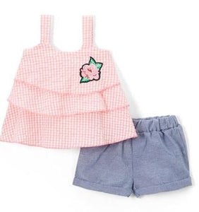 Toddler Short Set
