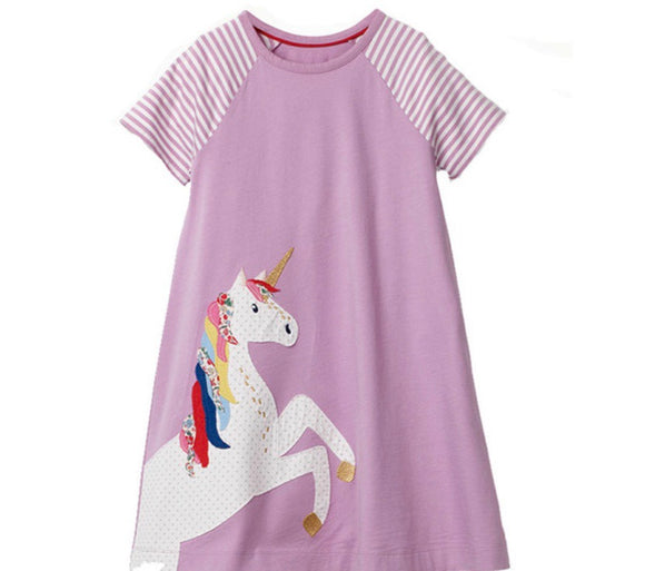 Girls maybe unicorn dress