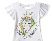 Girls Unicorn Dream T Shirt