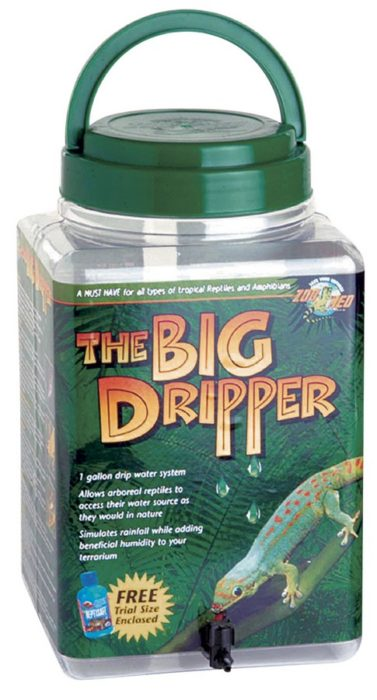 Zoo Med Big Dripper - Northern Reptile Feeders