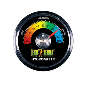 Exo Terra Hygrometer Analog - Northern Reptile Feeders