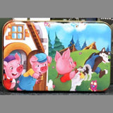 60 Pieces Jigsaw Puzzle - Three Little Pig