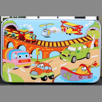 60 Pieces Jigsaw Puzzle - Transport Vehicles