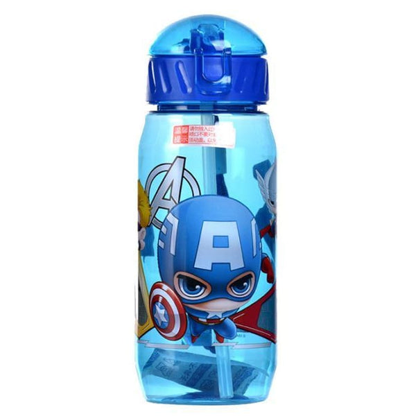 Water Bottle - Captain America - Functional