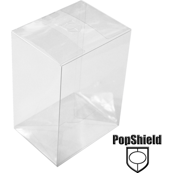 "Standard 4"" inch Pop Shield! Plastic Protector - NJ Collectibles and Supplies"