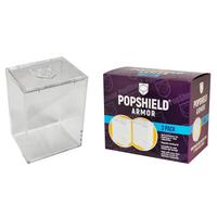 Pop Shield Armor Hard Protectors 2-Pack - NJ Collectibles and Supplies