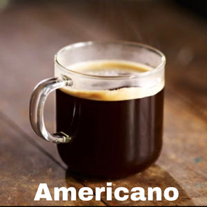What Is An Americano or Caffe Americano?
