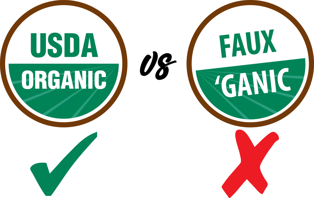 Fauxganic? Don't Fall For It