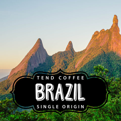 Image of Brazil placecard