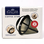 Stainless Steel Coffee Filter, Finum