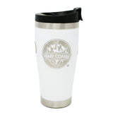 Stainless Steel Travel Tumbler, Various Colors