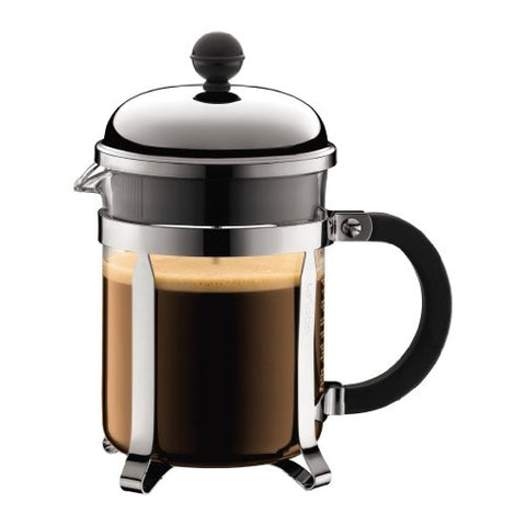 4 Cup French Press, Chambord By Bodum