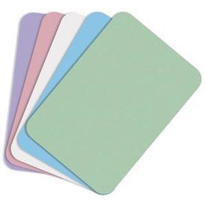 "Tray Covers, Size B, 8.5"" x 12.25"", Blue (1000/case)"