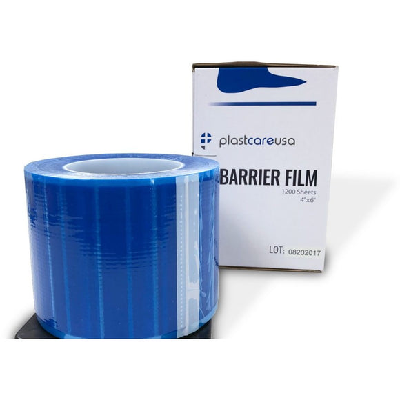 Barrier Film - Blue (1200 Sheets/Box)