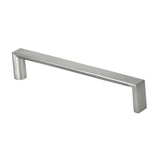 Cabinet handle 2070-128 Satin Nickel