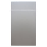 Brushed Aluminum 2D – SG1010, German Design kitchen cabinet