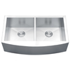 AP3522D – Apron Front Sink Double Bowl