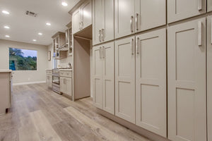 Fresno Gray Shaker (kitchen cabinet)