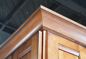 Smoky Brown (kitchen cabinet)