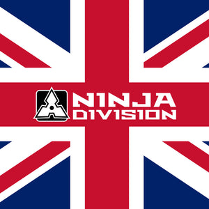 Introducing Ninja Division UK Website!