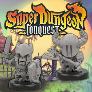 The Ultimate Super Dungeon Miniatures for Hobbyists