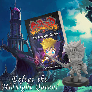 Otto and Super Dungeon Novel Now Available!