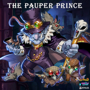 Pauper Prince and The Prince's Guild Available Now!