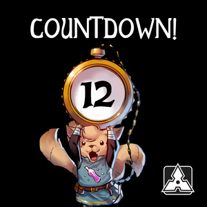 Black Friday Release Teaser Countdown 12