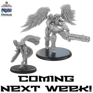New Relic Knights Coming Next Week!