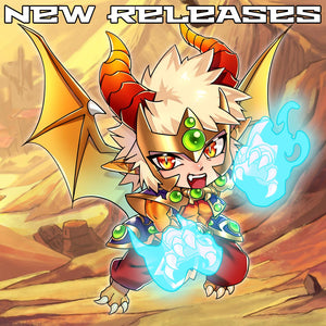 Nu-Koa Seraph Now Available!