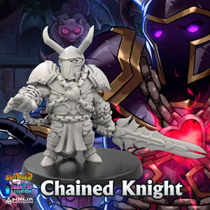 Chained Knight Now Available!