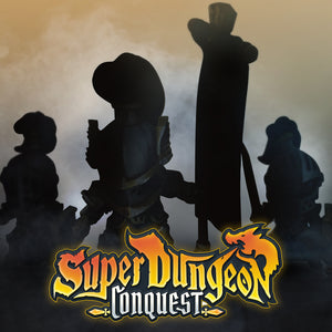 Super Dungeon: Conquest Release!