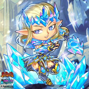 Crystal Shaper Art Preview
