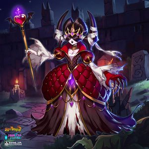 Demon Queen Araphel Now Available!