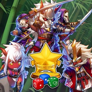 Rolling Stars: Ibaraki-doji and Clan Ijin