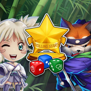 Rolling Stars: Saru and Adzuki
