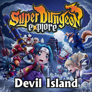 Devil Island Manufacturing Update