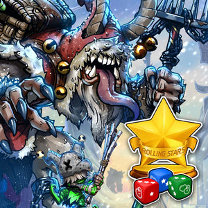 Rolling Stars: Krampus in Explore