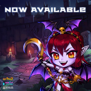 Maleficent Idol and Lunar Mage Now Available!