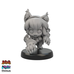 Nyan-Nyan Sculpt Preview