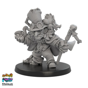 Pauper Prince Sculpt Preview