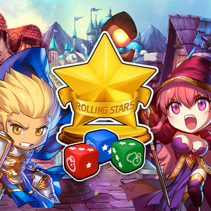 Rolling Stars: Royal Paladin and Ember Mage