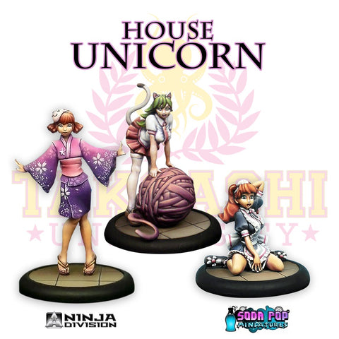 Takoashi House Unicorn