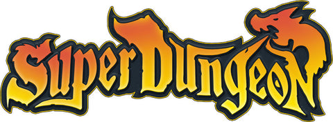 Super Dungeon Logo