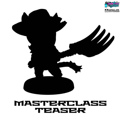 Black Friday Super Dungeon Masterclass Teaser