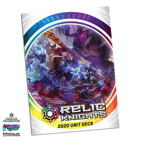 Relic Knights 2020 Unit Deck